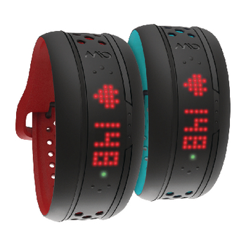 FUSE Heart Rate Activity Tracker crimson (red) L