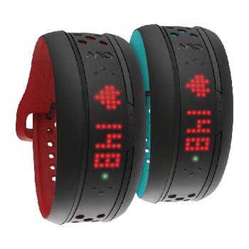 FUSE Heart Rate Activity Tracker aqua (blue) S/M