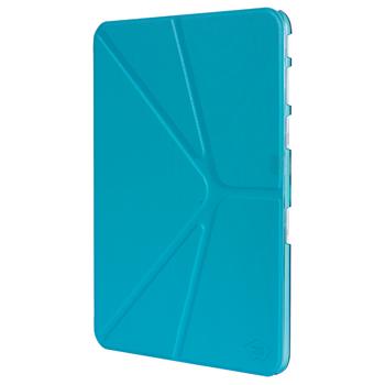 Pouzdro z PU kůže pro tablet Galaxy Tab 4 10.1, modré