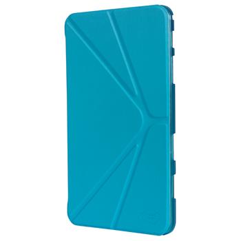 Pouzdro z PU kůže pro tablet Galaxy Tab 4 8.0, modré