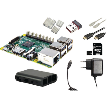 Raspberry Pi starter kit WiFi NOOBS software tool