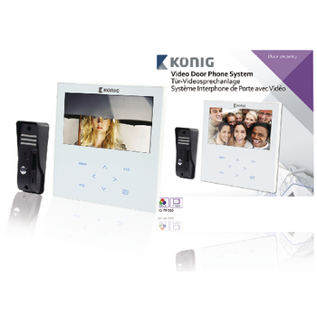 Dveřní videotelefon
