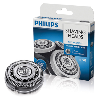 Shaver Series 9000 shaving heads 3-pack