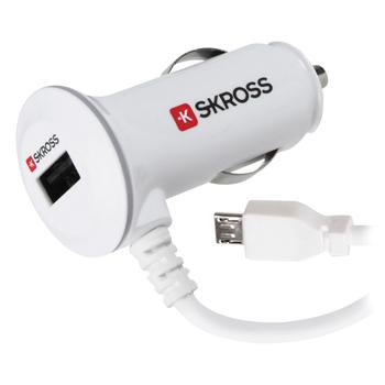 Mini PLUS Micro USB nabíječka do auta