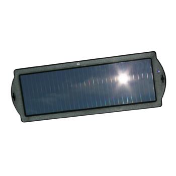 Dobíječ solární 1.5w pro autobaterii - hq