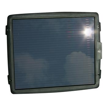 Dobíječ solární 4.8w pro autobaterii - hq