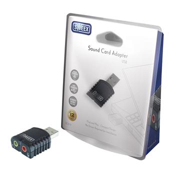 USB zvuková karta