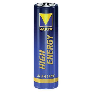 Baterie alkalická AA/LR6 1.5 V High Energy 4-blistr