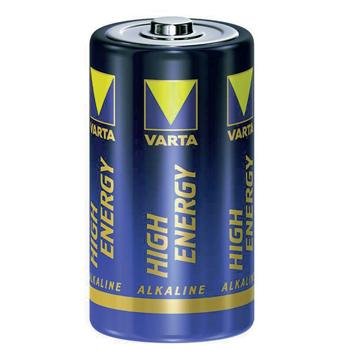Baterie alkalická C/LR14 1.5 V High Energy 2-blistr
