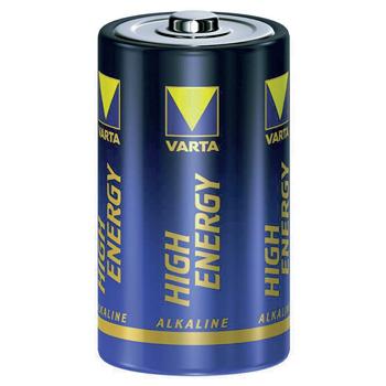 Baterie alkalická D/LR20 1.5 V High Energy 2-blistr