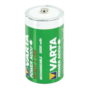 Baterie NiMH D/LR20 1.2 V 3000 mAh R2U 2-blistr