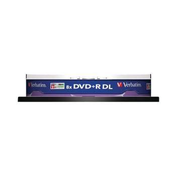 DVD R 8.5 GB spindle 10 pcs