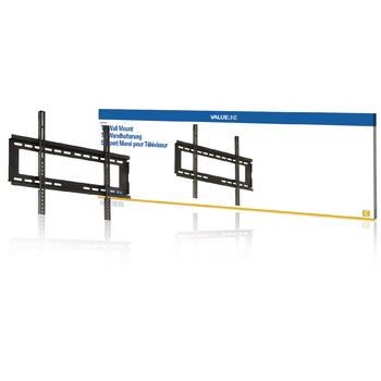 Nástěnný držák televizoru, fixní, 42 až 65 quot; / 107 až 165 cm, 45 kg