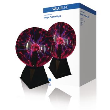 Plazmová světelná koule