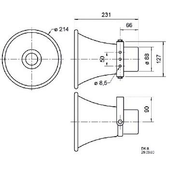 Tlampač 100 V
