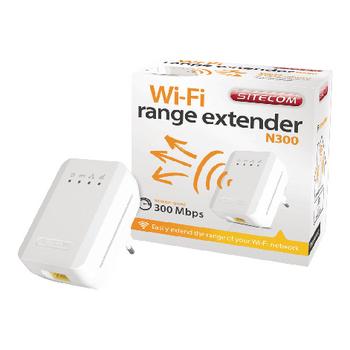 Wi-Fi Range Extender N300