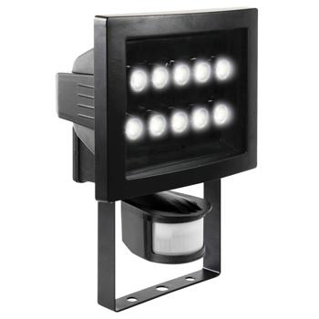 10 LED venkovní osvětlení s pohybovým čidlem