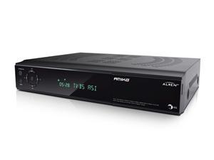 AMIKO DVB-S2 přijímač Alien 2 Triple Plus (S2+S2+T2/C) LAN PVR