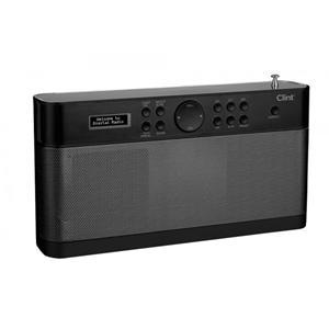 CLINT Portable DAB+/FM Rádio