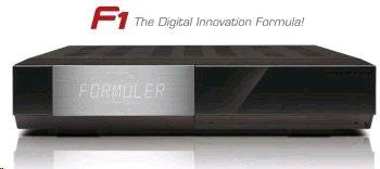 Formuler F1 Triple - 3 x S2 tuner -satelitní Full HD přijímač s OS Enigma 2