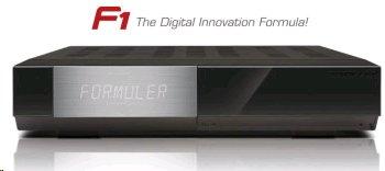 Formuler F1 Twin tuner - satelitní Full HD přijímač s OS Enigma 2