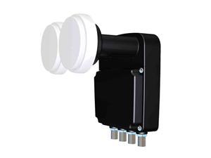 INVERTO BLACK Pro - Quad Monoblock 23 mm LNB 4.3°