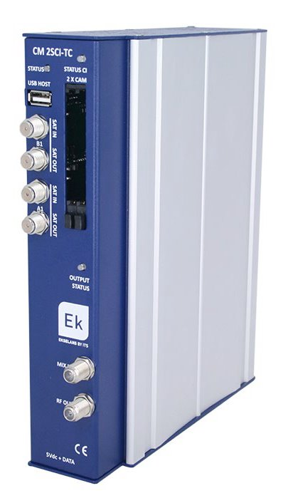 ITS Twin Transmodulátor DVB-S/DVB-T s CM 2SCI-TC