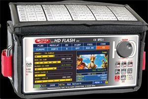 Měřící přístroj ROVER HD FLASH incl. DVB-T2