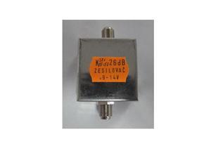 OEM anténní kanálový zesilovaè 26 dB K 55, 56, 57 - F konektory