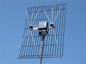 OEM DVB-T anténa síto malé husté 11,5 dB