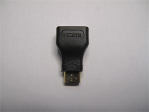 Redukce mini HDMI konektor na HDMI zdířka