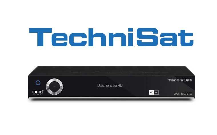 TECHNISAT DVB-S 4K přijímač Digit ISIO STC