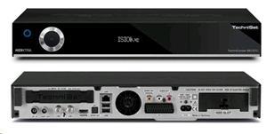 TECHNISAT DVB-S2/T/C přijímač TechniCorder ISIO STC