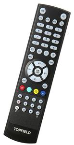 TOPFIELD dálkové ovládání pro přijímače SBP2010, SBI2050, SBI2060, SBP2070