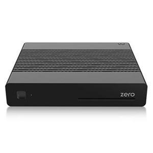 VU+ Zero černý, satelitní přijímač