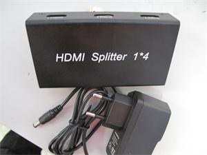 Zircon HDMI rozbočovač mini 1/4